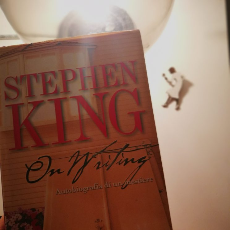il libro On writing di stephen king sulla scrittura creativa