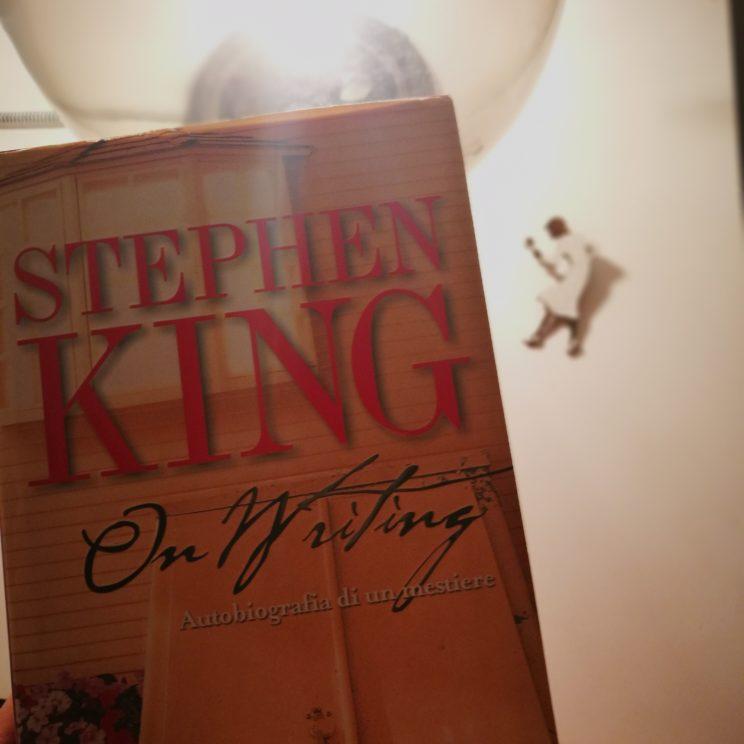il libro On writing di stephen king sulla scrittura creativa