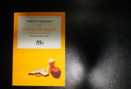 Patricia Highsmith - Come si scrive un giallo, edito da Minimum Fax