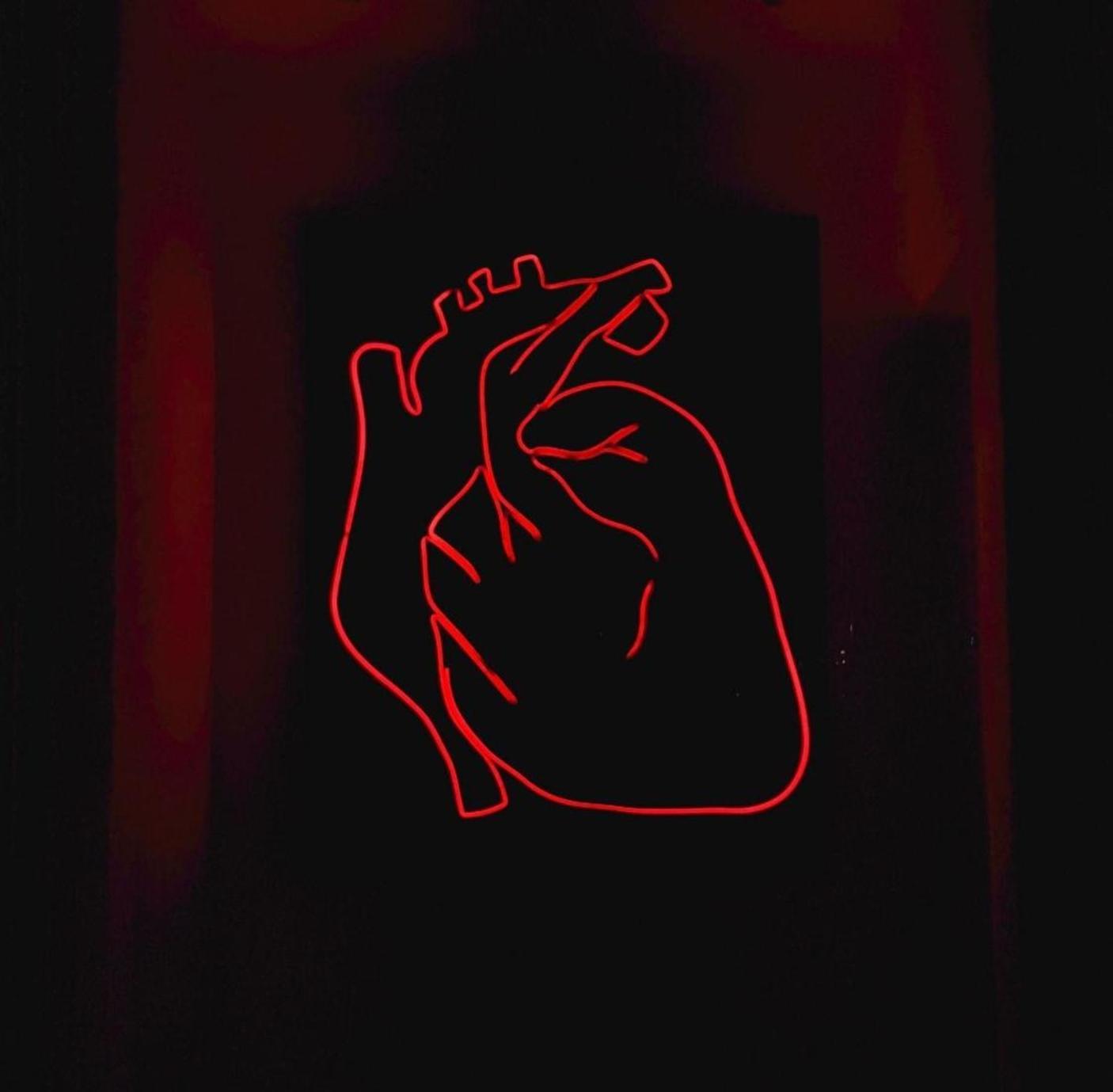 un cuore, marina abramovic
