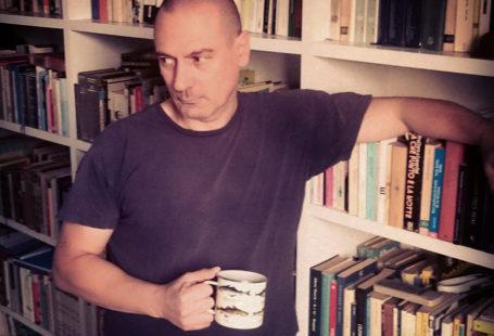 Lo scrittore e insegnante di scrittura creativa Raul Montanari