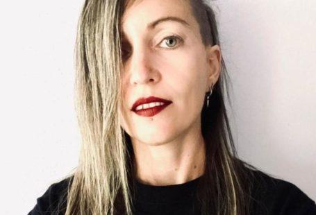 Barbara Baraldi, autrice di thriller e sceneggiature di fumetti.